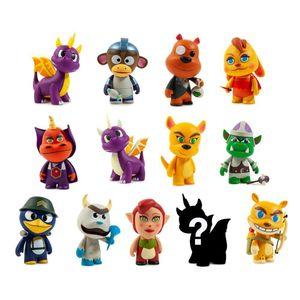 [Kidrobot: Mini Figure Series: Spyro The Dragon (Product Image)]