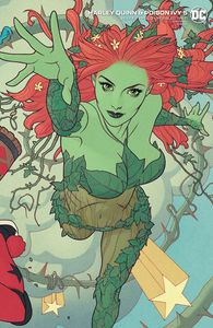 [Harley Quinn & Poison Ivy #5 (Card Stock Poison Ivy Va) (Product Image)]