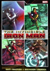 [Invincible Iron Man: Volume 1 (Hardcover) (Product Image)]