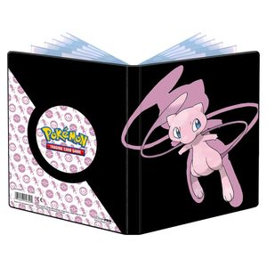 [Pokemon: 9-Pocket Portfolio: Mew (Product Image)]