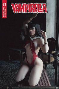 [Vampirella #21 (Cover E Lorraine Cosplay) (Product Image)]