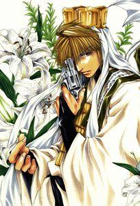 [Saiyuki: Original Series: Resurrected: Volume 4 (Hardcover) (Product Image)]