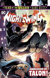 [Nightwing #63 (YOTV Dark Gifts) (Product Image)]