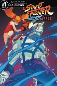 [Street Fighter: Necro & Effie #1 (Cover A Steinbach) (Product Image)]