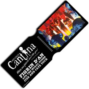 [Star Wars: Travel Pass Holder: Cantina Art (Product Image)]