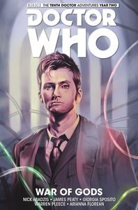 [Doctor Who: Tenth Doctor: War Of Gods: Volume 7 (Hardcover) (Product Image)]