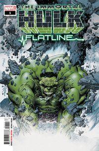[The cover for Immortal Hulk: Flatline #1]