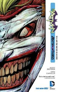 [Batman: Volume 3: Death Of The Family (Hardcover) (Product Image)]