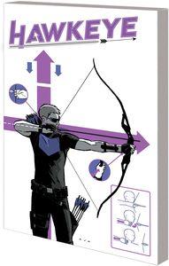 [Hawkeye By Fraction Aja: The Saga Of Barton & Bishop (Aja DM Variant) (Product Image)]