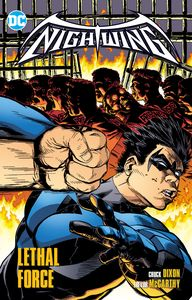 [Nightwing: Volume 8: Lethal Force (Product Image)]