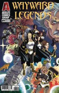 [Wayward Legends #1 (Holographic Gold Foil Cover) (Product Image)]