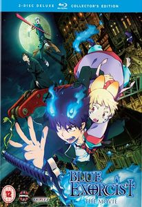 [Blue Exorcist: The Movie Collector's Edition (Blu-Ray) (Product Image)]