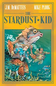 [The Stardust Kid (Hardcover) (Product Image)]