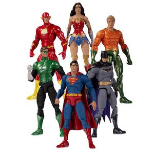 [DC Essentials: Action Figure Set Of 6: Justice League (Product Image)]