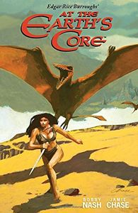[Edgar Rice Burrough's At The Earth's Core (Hardcover) (Product Image)]