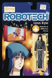 [Robotech #16 (Cover B Action Figure Variant) (Product Image)]