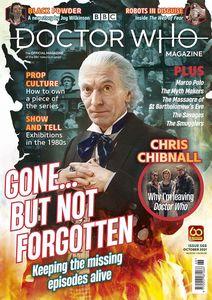 [Doctor Who Magazine #568 (Product Image)]