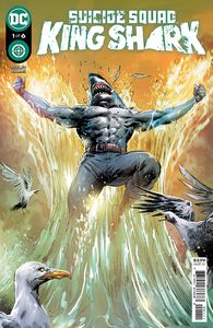 [The Suicide Squad: King Shark #1 (Cover A Trevor Hairsine) (Product Image)]