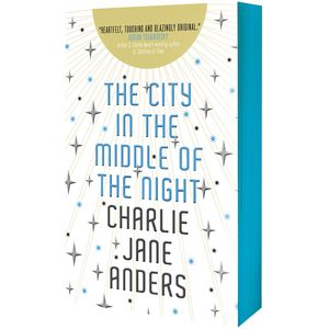 [City In The Middle Of The Night (Sprayed Edge Signed Bookplate Limited Edition) (Product Image)]