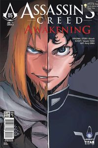 [Assassins Creed: Awakening #5 (Cover A Kenji) (Product Image)]