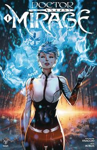 [Doctor Mirage #1 (Cover A Tan) (Product Image)]