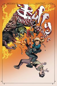 [Buffy The Vampire Slayer: Season 12: The Reckoning #4 (Cover B Jeanty) (Product Image)]