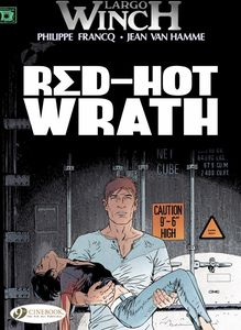 [Largo Winch: Volume 14: Red-Hot Wrath (Product Image)]