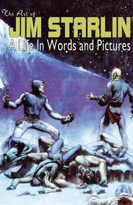 [The Art Of Jim Starlin: Life In Words & Pictures (Hardcover) (Product Image)]
