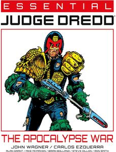 [Essential Judge Dredd: The Apocalypse War (Product Image)]