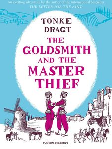 [The Goldsmith & The Master Thief (Hardcover) (Product Image)]