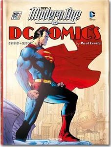[The Modern Age Of DC Comics (Hardcover) (Product Image)]