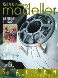 [Sci Fi & Fantasy Modeller: Volume 37 (Product Image)]