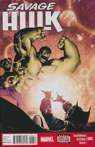 [Savage Hulk #6 (Product Image)]