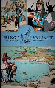 [Prince Valiant: Volume 10: 1955-1956 (Hardcover) (Product Image)]