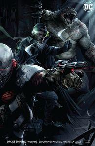 [Suicide Squad #50 (Mattina Variant Edition) (Product Image)]