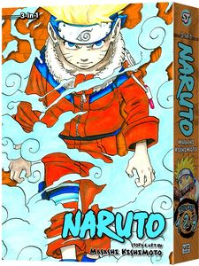 [Naruto 3-In-1 Ed: Volume 1 (Product Image)]