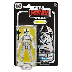 [Star Wars: The Empire Strikes Back: 40th Anniversary Black Series Action Figure: AT-AT Driver (Product Image)]