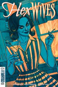[Hex Wives #1 (Variant Edition) (Product Image)]