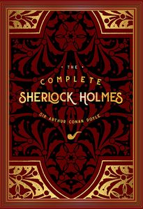 [The Complete Sherlock Holmes (Hardcover) (Product Image)]