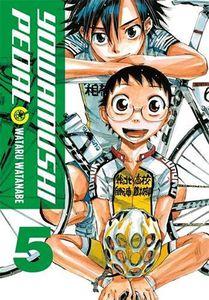 [Yowamushi Pedal: Volume 5 (Product Image)]