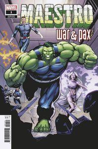 [Maestro War & Pax #1 (Frank Hidden Gem Variant) (Product Image)]