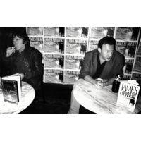 [James Herbert and Stephen Jones Signing (Product Image)]