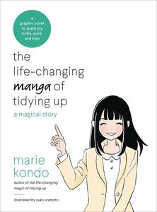 [The Life-Changing Manga Of Tidying Up (Product Image)]