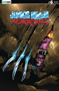 [Junior High Horrors #6 (Cover A Howling Spoof) (Product Image)]