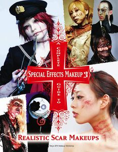 [A Complete Guide To Special Effects Makeup 3 (Hardcover) (Product Image)]