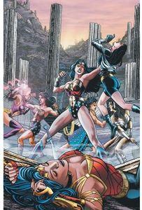 [Wonder Woman: Odyssey: Volume 2 (Titan Edition - Hardcover) (Product Image)]