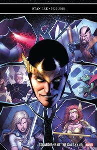 [Asgardians Of The Galaxy #5 (Product Image)]