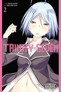 [Trinity Seven: Volume 2 (Product Image)]