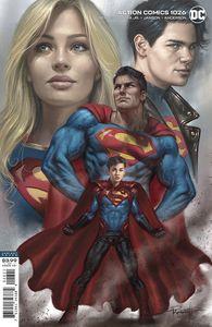 [Action Comics #1026 (L Parrillo Var Ed) (Product Image)]