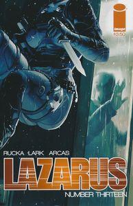[Lazarus #13 (Product Image)]